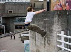 The Ultimate Beginner's Guide to Parkour