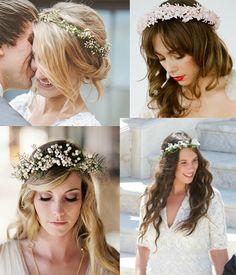 Ideas de peinados para la segunda oleada de bodas de otoño