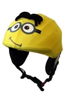 Helmet Covers, Spice Things Up, Minions, Christmas, Kids, Navidad, Children, The Minions, Weihnachten