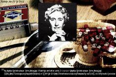 Esta imagen ilustra un artículo sobre la obra de Agatha Christie http://www.vavel.com/es/libros/303778-agatha-christie-la-madre-de-la-escena-del-crimen.html