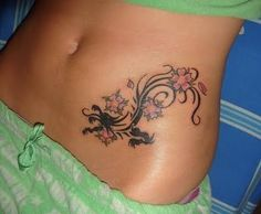 Girly-tribal-flower-tattoo_large