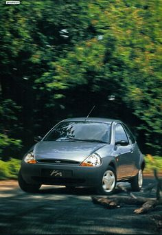 The Old Style Ford Ka Is A Cheap And Characterful First Car There