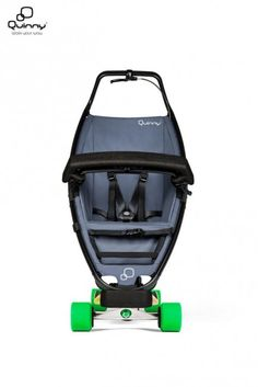 The longboard stroller is here, and it's awesome | BabyCenter Blog