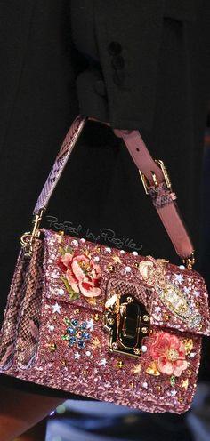 Regilla ⚜ Dolce   Gabbana, Fall 2016   Regilla ⚜   Pinterest   Handbags,  Dolce and gabbana handbags and Bags ac17e19c65