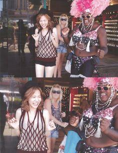 Sunny - photobook in Las Vegas