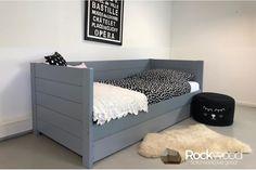 Bastille, Toddler Bed, Bench, Relax, Storage, Furniture, Home Decor, Journey, Diy