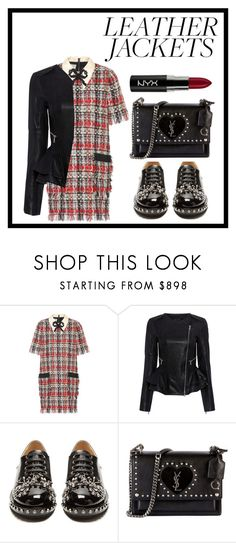 """""""Untitled #9"""" by dorisze ❤ liked on Polyvore featuring Gucci, Marissa Webb, N°21, Yves Saint Laurent and NYX"""