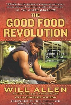 Growing food, growing minds, growing communities: that's the agenda of former basketball player Will Allen, whose organization, Growing Power, teaches inner-city children about the rewards, the challenges, and the science of farming. - Michael Penn