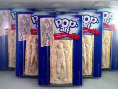 This new 'Star Wars' Pop-Tart is waaaay too cool to eat  (9-18-15)