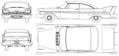 1957 Chevy Bel Air Drawings Chevy's 5557 1957 chevy
