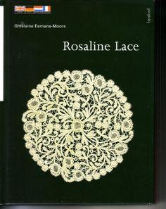 Rosaline Lace - anaiencajes - Álbumes web de Picasa