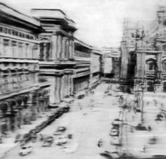 Domplatz, Mailand (Cathedral Square, Milan) by Gerhard Richter on Widewalls. Browse more artworks by Gerhard Richter and auction records with prices and details of each sale! Oil Painting For Sale, Large Painting, Gerhard Richter Painting, Dresden, Der Richter, Art Fund, Alberto Giacometti, Action Painting, Black And White Painting
