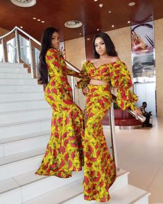 The Ankara style game is getting better and better as designers are making more creative outfits. And you don't want to be left out in the latest trending styles and fashion movement with Ankara fabric.In these photos below, Ankara fabric is used to sew different styles from a dress...