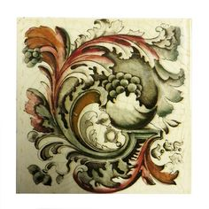 View these Original Antique Hand Painted Leaf Fireplace Tiles, or come browse our huge range of other original & reproduced tiles, Fireplaces & Accessories.