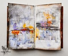 Music challenge Mixed Media Place: Rolling in the deep ~ france papillon