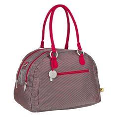 LÄSSIG Goldlabel Wickeltasche Bowler Bag Design Metallic Flaming #Wickeltasche #stylisch #Metallicfarben