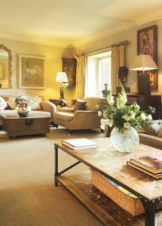 Calcot Manor Hotel, Cotswolds, UK. Boutique country hotel restaurants and a spa. i-escape.com