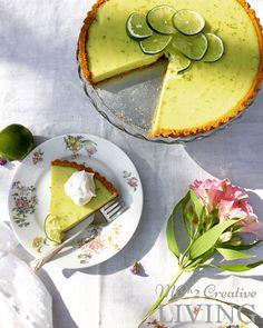 Easy and yummy key lime tart recipe!