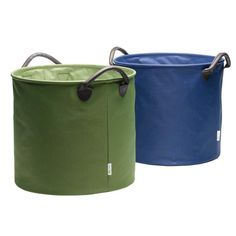 mor-stor Cooper Tubs Small Navy/Olive Set 2