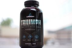 If you're looking to feel better, resist stress, sickness, and disease, and have the ability to take your body to its full potential without feeling dragged down by fatigue or over training, then you want to try TRIUMPH today.  Order today at https://legionathletics.com/products/supplements/triumph/