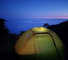 when life is heavy and too hard to take, go off by yourself to a beautiful place.  #camping #bigsur #paradise #adventure #coast #coastal #wanderlust #visitbigsur #coastalliving #highway1 #night #views #visitcalifornia #discovercalifornia #tent #california #destinationearth #wanderess #nature #myhappyplace #unwind #optoutside #photography #samsung #galaxys7edge #thenorthface #calocals - posted by Esmeralda Fregoso https://www.instagram.com/esme_fregoso - See more of Big Sur, CA at…