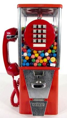 Quirky Decor Stuff We Discovered Today Little Girl Toys, Toys For Girls, Bedroom Ideas For Teen Girls Small, Bubble Gum Machine, Cooking Toys, Jungle Theme Birthday, Baby Doll Nursery, Quirky Decor, Vintage Phones