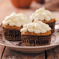 Pumpkinsound so so delious .... Cupcakes Recipe