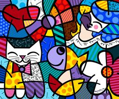 Первая в России выставка Ромеро Бритто. Музей #Erarta. #Brittopopart Romero Britto, 5/09/2015 - 13/12/2015: http://www.erarta.com/ru/calendar/exhibitions/detail/44df9729-3140-11e5-98a1-8920284aa333/