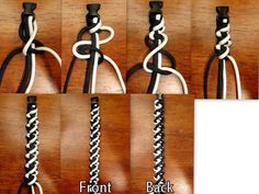 Back-to-Back Crooked River Bar - ParaCord Archive Diy Bracelets Easy, Bracelet Crafts, Jewelry Crafts, Paracord Braids, Paracord Bracelets, Bracelet Patterns, Bracelet Designs, Paracord Projects, Micro Macrame