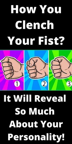 All you need to do is to make a fist as if you are holding a stick or likely to hit something. Is the thumb on the outside of your fingers, pointing up? Is it on the outside, laying across your other fingers? Or is it underneath your other fingers?