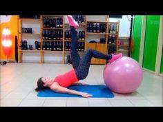 Hasizom labdával - ABS workout - YouTube Dance All Day, Abs, Workout, Youtube, Sports, Diet, Hs Sports, Crunches, Work Out