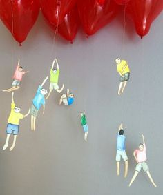 7 DIY Balloon Weights for Your Next Party | Brit + Co