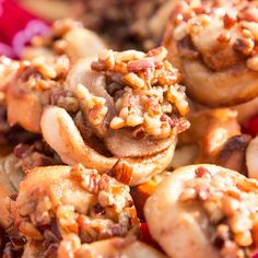 Mini Pecan Sticky Buns By Ree Drummond