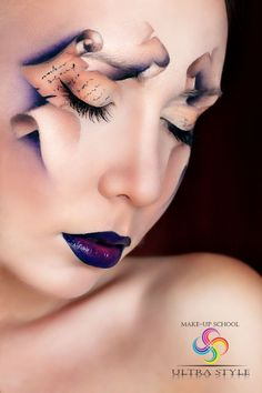 Fantasy Makeup ultra-style.biz