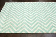 Designer rugs at 60% off! Tuscan Vertical Chevron VS67 Jade Rug | Contemporary Rugs