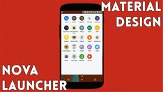 Nova Launcher gives users access to customize their native desktop to one-touch start the Android Native Desktop. Earth Movie, Nova Launcher, Best Apps, Material Design, Autocad, A Team, Nativity, Android, Journey