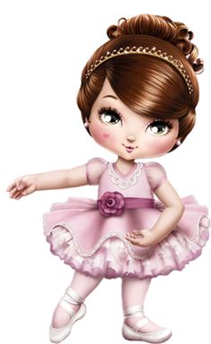 Find images and videos about cute, illustration and ballet on We Heart It - the app to get lost in what you love. Clipart Baby, Cute Images, Cute Pictures, Cute Cartoon, Cartoon Art, Ballerina Birthday, Baby Clip Art, Children Images, Cute Owl