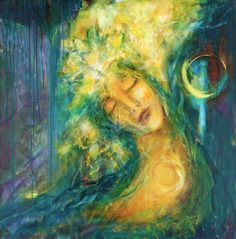 Wave of Bliss by Flora Aube