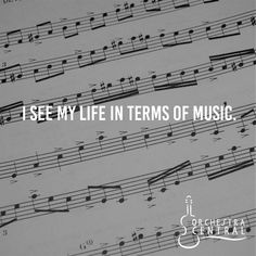 100 Inspirational and Famous Music Quotes - Orchestra Central Music Is Life, My Music, Music Stuff, Famous Music Quotes, Inspirational Music, Music Mood, All About Music, Music Heals, Get To Know Me