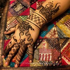 Henna for Sammy! #gulf #henna | Flickr - Photo Sharing!