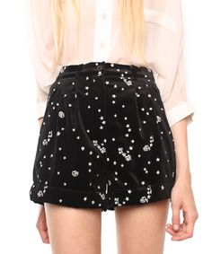 Star Shorts --- I donno why I like these so much, but they are adorbs!