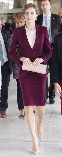 Princess Style Business Dress