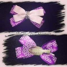 Infant headband and matching tutu by Begorjesscouture on Etsy
