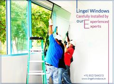 Make your Dream Home more beautiful to Install the Lingel Windows from our Professional Team...