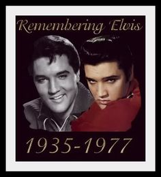 Because Legends Never Die!!!! RIP My Sweet Elvis!!!! We Love You and Miss You Greatly!!! Your One Of A Kind!!!