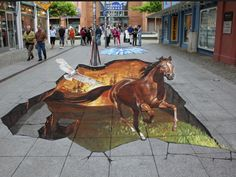 Sidewalk 3D