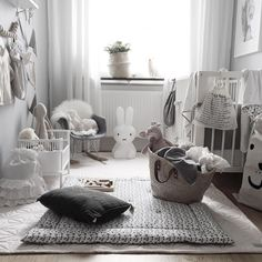 The perfect nursery of I've tagged the products I recognise (I'm getting better at this kids interior stuff!