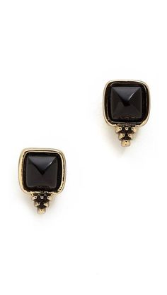 Jewelry Ideas  :    sugarloaf stud earrings / house of harlow   https://greatmag.net/fashion/accessories/jewelry/jewelry-ideas-sugarloaf-stud-earrings-house-of-harlow/