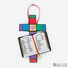 Foam Books Of The Bible Craft Kit