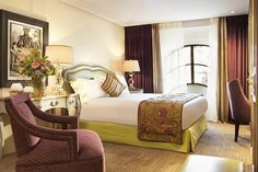 hotel Hotel La Maison Favart 10 Fascinating 18th Century Parisian Interiors: La Maison Favart Hotel